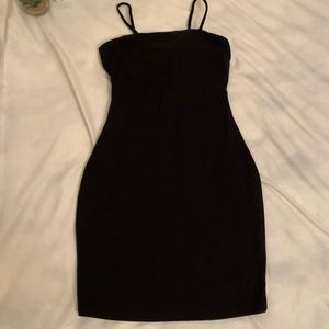 Joe and Elle Dresses - Black bodycon dress
